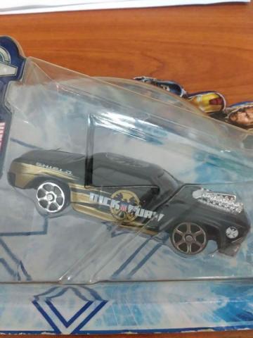 MISB Maisto Marvel Avengers Nick Fury Scale Car