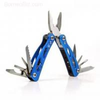 Swiss Tech Pocket Multi-tool 12-in-1 Pliers Outdoor Camping Survival Gear