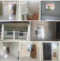 For Rent : Single Storey Terrace at Desa Murni, Permy