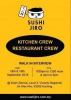 Kitchen Crew / Restaurant Crew