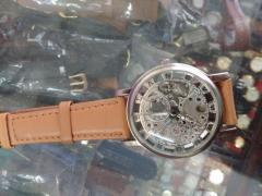 Manual Winding Skeleton Watch.