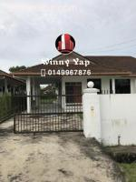 Single storey semi detached, Pujut 5 roadside Miri  Rm1000