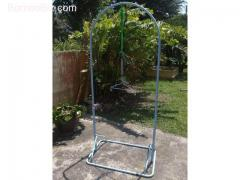 Used Baby 'Sarong' Hammock Frame - Double Arm