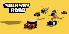 Smashy Road : Wanted