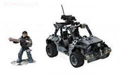 Mega Construx Call of Duty ATV Ground Recon Building Set