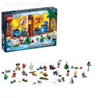 LEGO City Advent Calendar 60201, 2018 Edition, (313 Pieces)